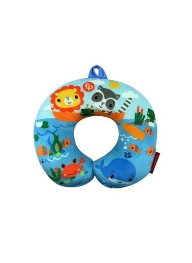 Fisher Price Fisher-Price Deniz Mini Boyun Yastığı Renkli